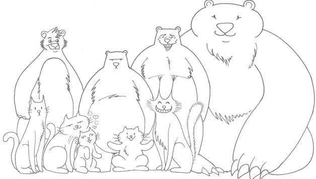 Gatos & Ursos