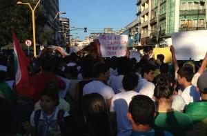 Mapingua Nerd - Manifestação Junho de 2013 Manaus (13)
