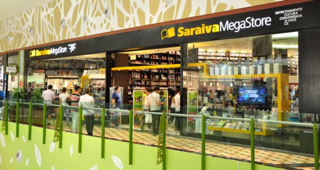 3. Livraria Saraiva