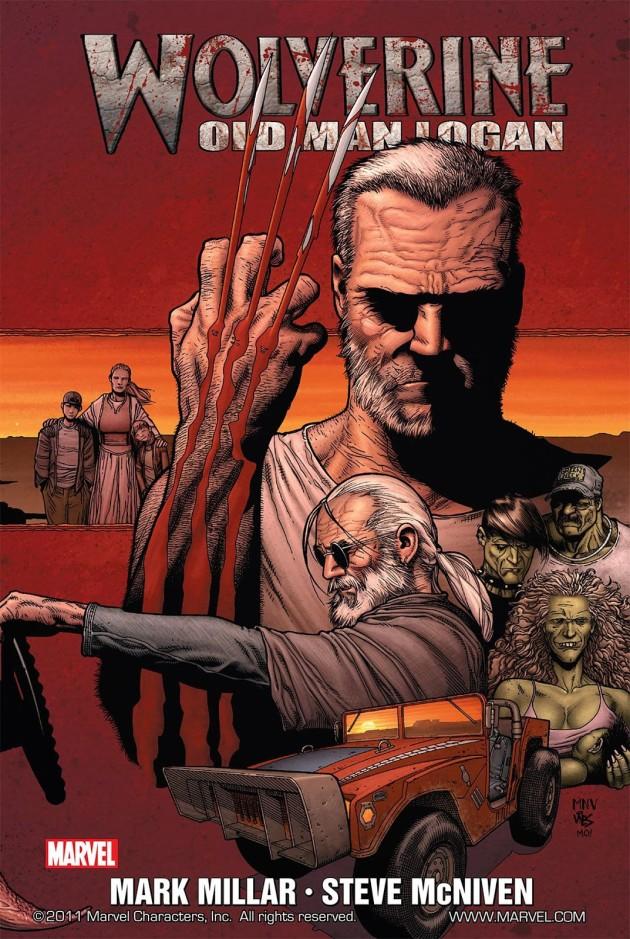 Wolverine - Velho Logan (Old Man Logan)