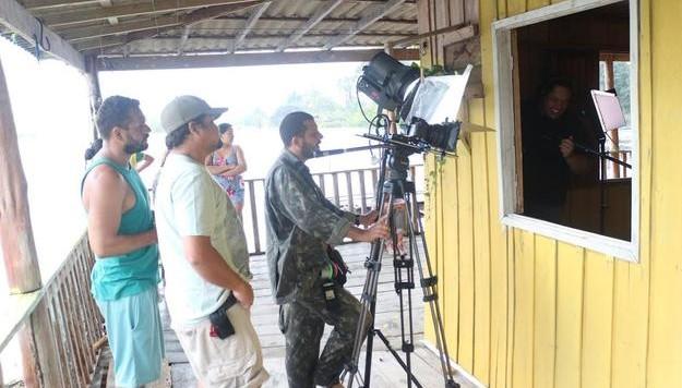 Mapingua Nerd - Cinema Amazonense