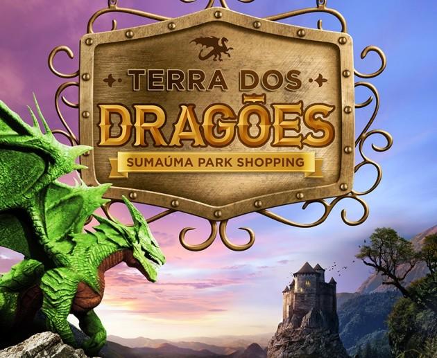Terra dos Dragões - Sumauma - Mapingua Nerd