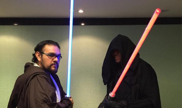 Conselho Jedi Amazonas - Mapingua Nerd
