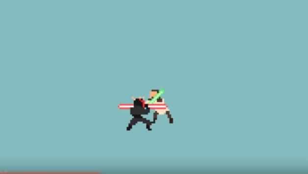 Star Wars - Matheus Muniz - Pixel Art
