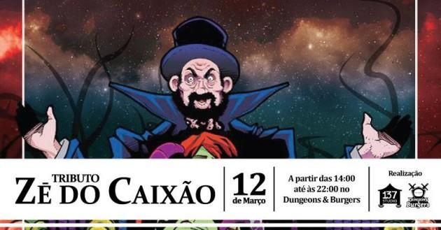 Zé do Caixão - Mapingua Nerd (2)