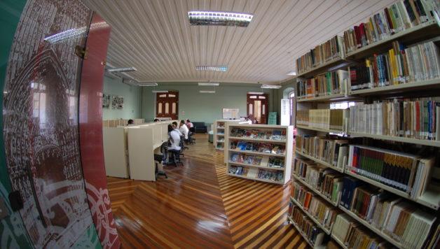 MN - BIBLIOTECA PÚBLICA DO AMAZONAS