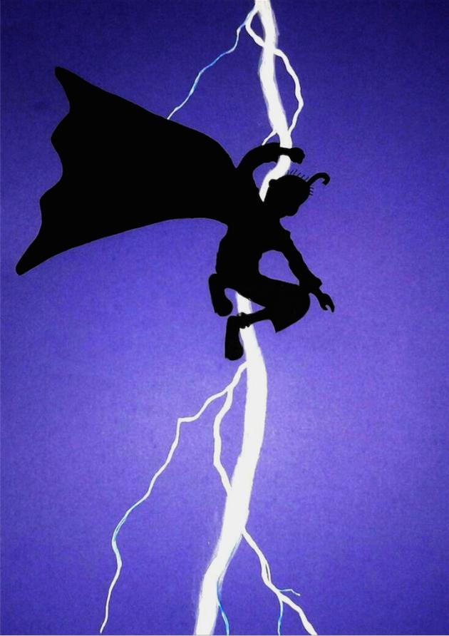 Quailman - The Dark Knight - Diego Moriendi
