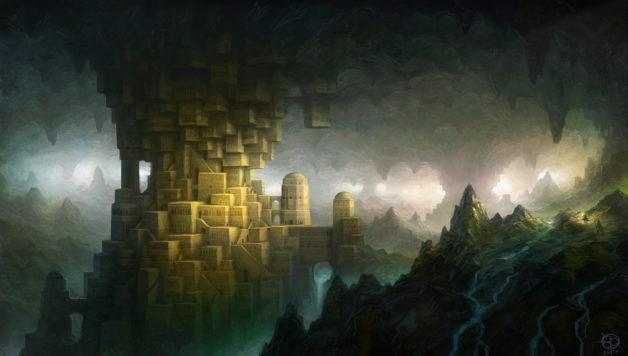 1600x920_557_The_Hidden_City_2d_fantasy_cave_city_picture_image_digital_art