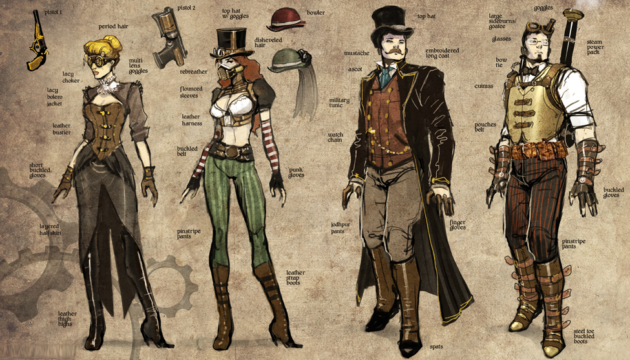 steampunk_sketches_a_by_david_nakayama