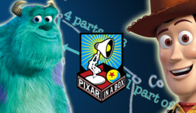MN - PIXAR IN A BOX