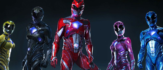 MN - POWER RANGERS