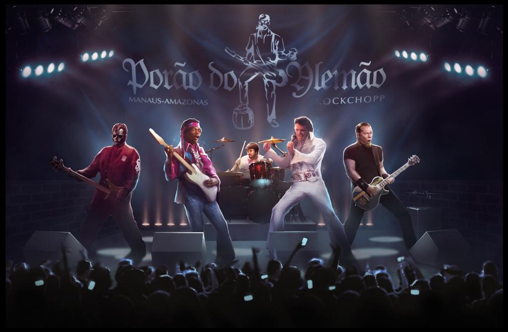 the_band_by_abraaolucas-d68x7ov